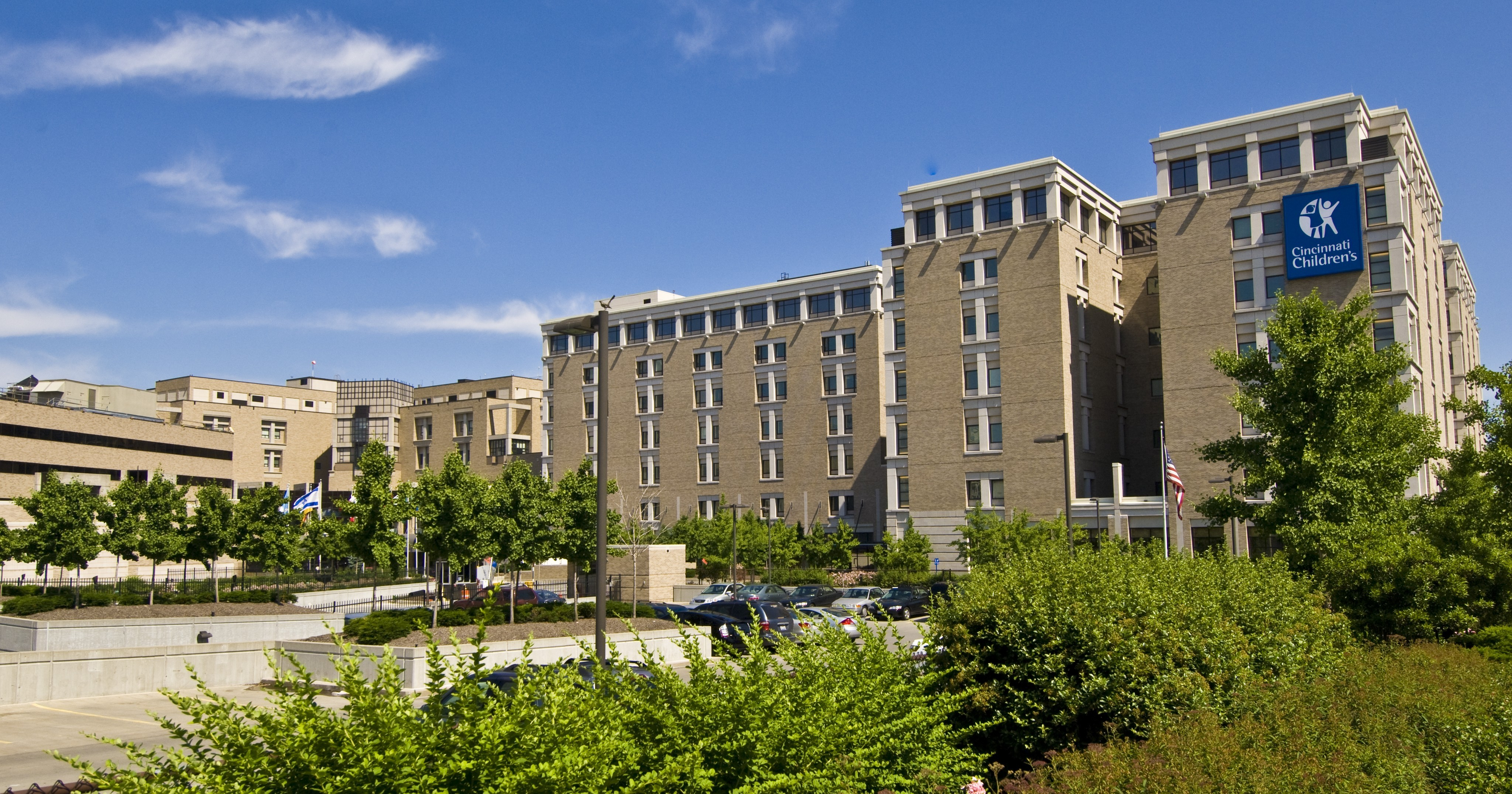 We are proud to support The Heart Institute at Cincinnati Children's Hospital Medical Center.